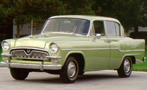 In July Of 1958 The Toyopet Crown Was First Toyota Sold America It Praised For Its Ruggedness Durability And Small Size